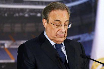 La negociación secreta de Florentino Pérez para el Real Madrid en Nápoles
