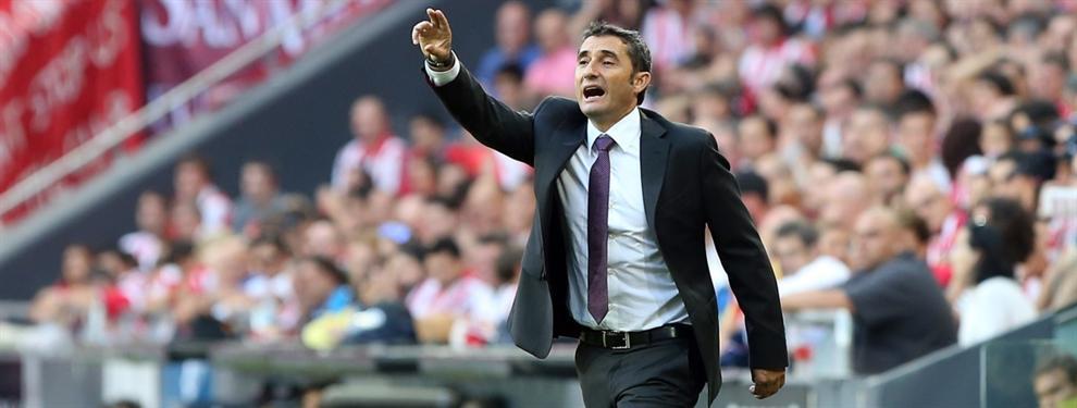 La purga que prepara Ernesto Valverde para el Barça: un crack se va a la calle