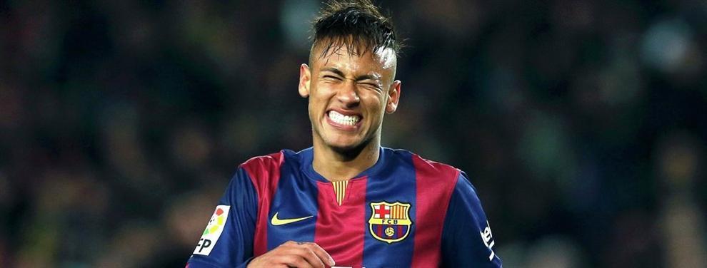 La 'rajada' a espaldas de Neymar que tiene al Barça mosqueado por el brasileño