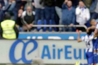 La rajada que 'mata' al Barça en La Coruña (Messi y Luis Enrique se llevan la palma)