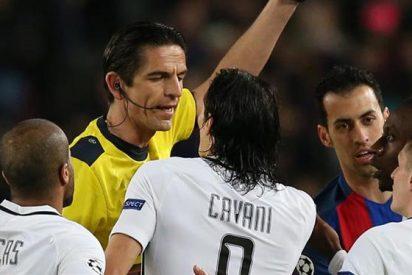 La UEFA le dice ?Fuck You? a Deniz Aytekin