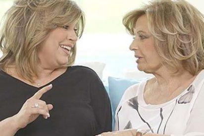 Terelu admite lo que su madre no se atreve a decir: que está mal por las puñaladas de Telecinco