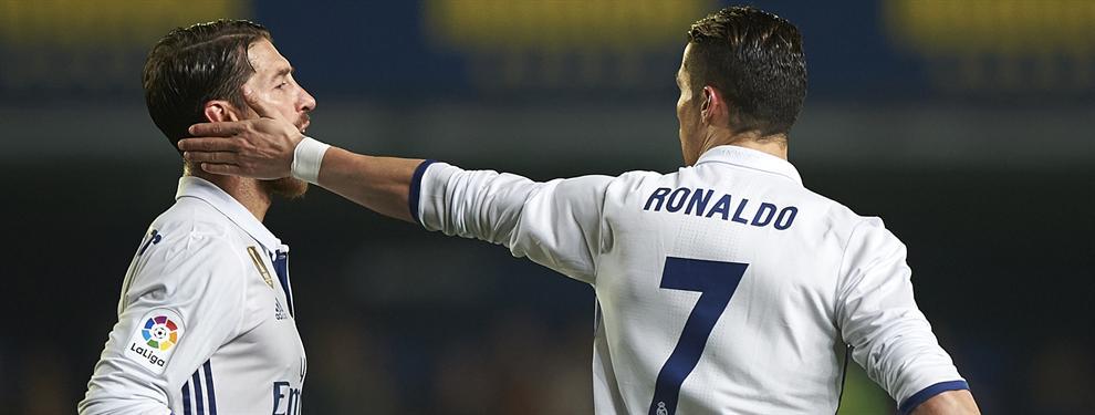 ¡Lío Sergio Ramos! El vestuario del Madrid busca al nuevo topo