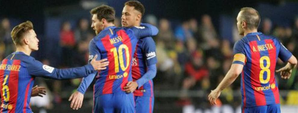 ¡Lo quieren todos! Los pesos pesados del Barça meten presión para traer a este crack