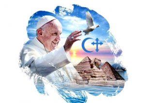 """""""El Papa de la paz en tierra de la paz"""""""