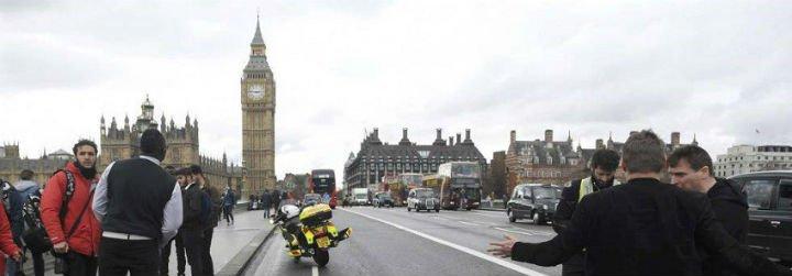 """Francisco, """"profundamente apenado"""" por el ataque terrorista de Londres"""