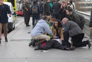 Scotland Yard confirma cuatro muertos, entre ellos el terrorista, y 20 heridos