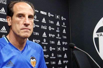 Los entrenadores que maneja el Valencia para fulminar a Voro la próxima temporada