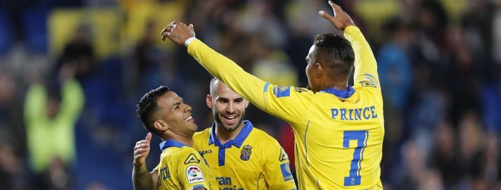 Los grandes de la Liga (uno muy grande) que quieren dejar a Las Palmas sin sus estrellas