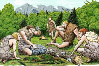 Los neandertales asturianos ya tomaban 'aspirinas'