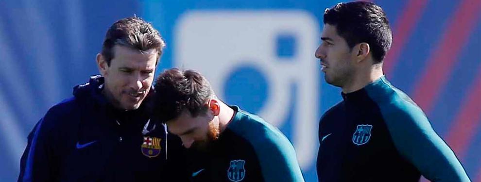 Los tres nombres que Unzué ha puesto sobre la mesa para reforzar al Barça