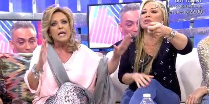 'Sálvame Deluxe': la pringada de Lydia Lozano paga el pato del 'experimento social' de Telecinco
