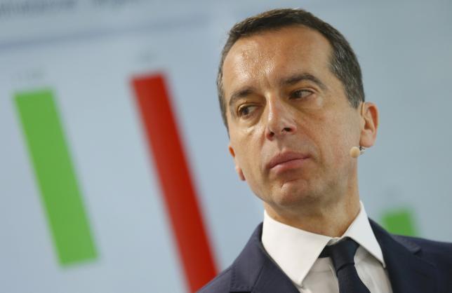 Christian Kern: Austria dará 1.000 euros a los refugiados que quieran marcharse por donde han venido