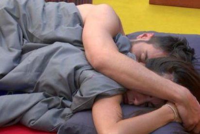 ¡Caretas fuera!: Descubierto el montaje sexual de Marco y Aylén ('GH VIP 5')