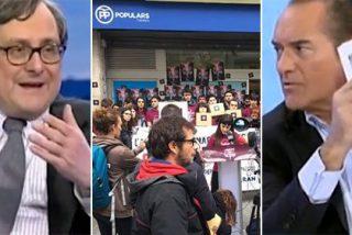"""La contundente respuesta a 'Cocomocho' y los harapientos de las CUP: """"¿Estos son los adelantados de España?"""""""