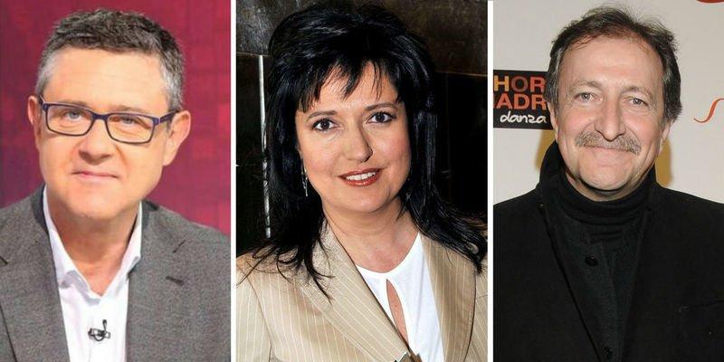 El Triángulo de las Denuncias: Paco Lobatón, Mari Pau Domínguez y José Manuel Yáñez