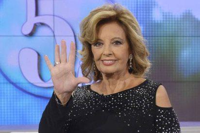 """María Teresa Campos asegura tener 'fobia' a los penes grandes: """"Horrible"""""""