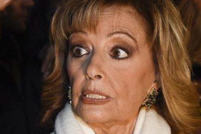 Pilar Eyre le hace un roto a Telecinco y un feo a Vasile desvelando la pifia que hicieron a María Teresa Campos