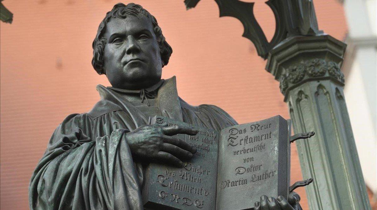 """""""Solo las cuestiones teológicas no explican la reforma luterana"""""""