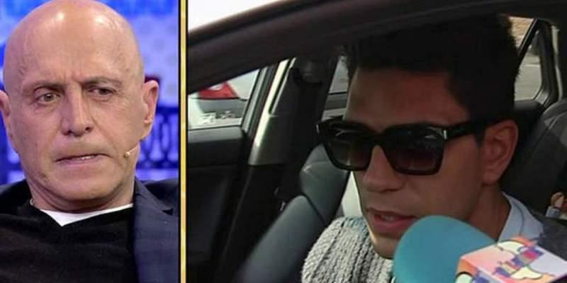 """Kiko Matamoros: """"Si mi hijo Diego ha hecho algo feo, seré el primero en desaprobarlo"""""""