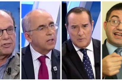 "González, Jiménez y Rosell aplastan al anticlerical Sánchez Mato: ""Su actitud es miserable, es un caradura"""