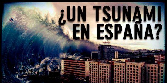 El vídeo del tsunami que hará desaparecer parte de España en apenas 15 minutos