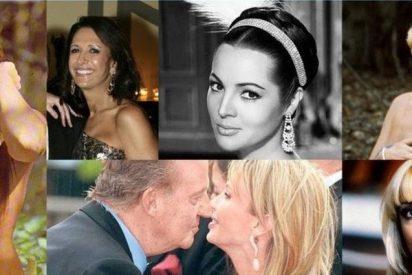 En sus tórridos encuentros amorosos, el Rey Don Juan Carlos era 'Juancho'