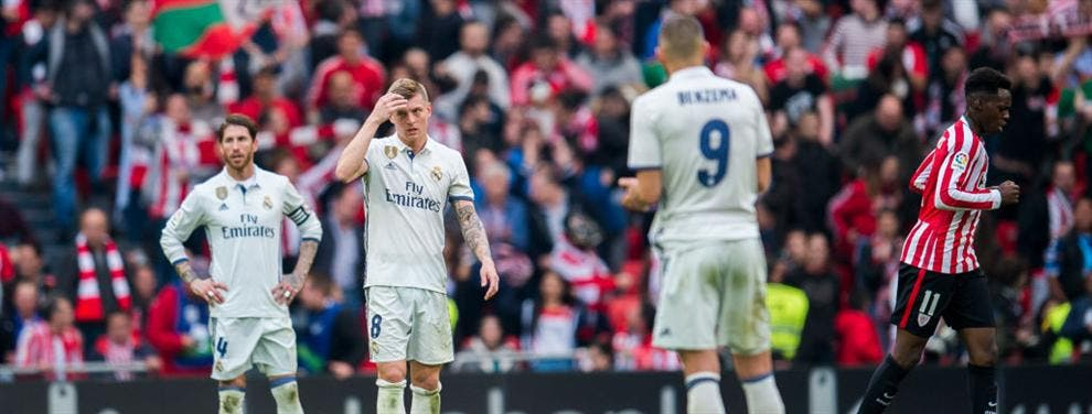 ¡Menudo enfado! El jugador del Madrid que la lió tras ganar al Athletic (y no es Cristiano)