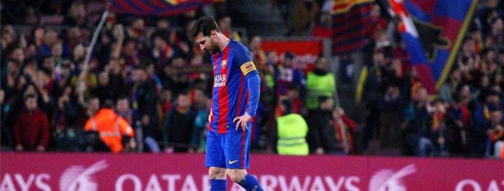 ¡Messi lo pide! El fichaje que exige el argentino para seguir en el Barça