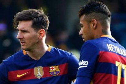 Messi pone a Neymar en su lugar: la bronca que estalló en el Barça