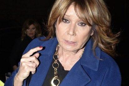 Mila Ximénez hace pareja con Alba Carrillo para moler a raquetazos a Feliciano López
