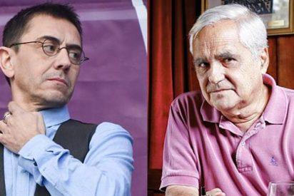 Monedero ataca con saña a Juan Cruz (El País) por denunciar el acoso podemita