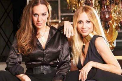 El apasionado beso lésbico de Mónica Naranjo y Marta Sánchez