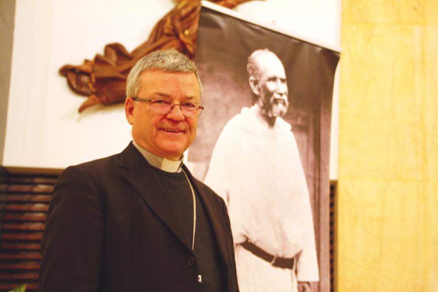 """Santiago Agrelo: """"En Tánger, aprendemos el Evangelio de los musulmanes y de los pobres"""""""