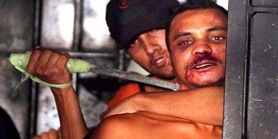 """El violador sodomizado con un cuchillo en una cárcel brasileña: """"¡No grites!"""""""