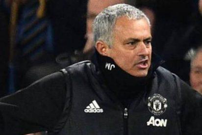 Mourinho mete a Di María ¡(y a Chicharito!) en una 'rajada' contra el Manchester United