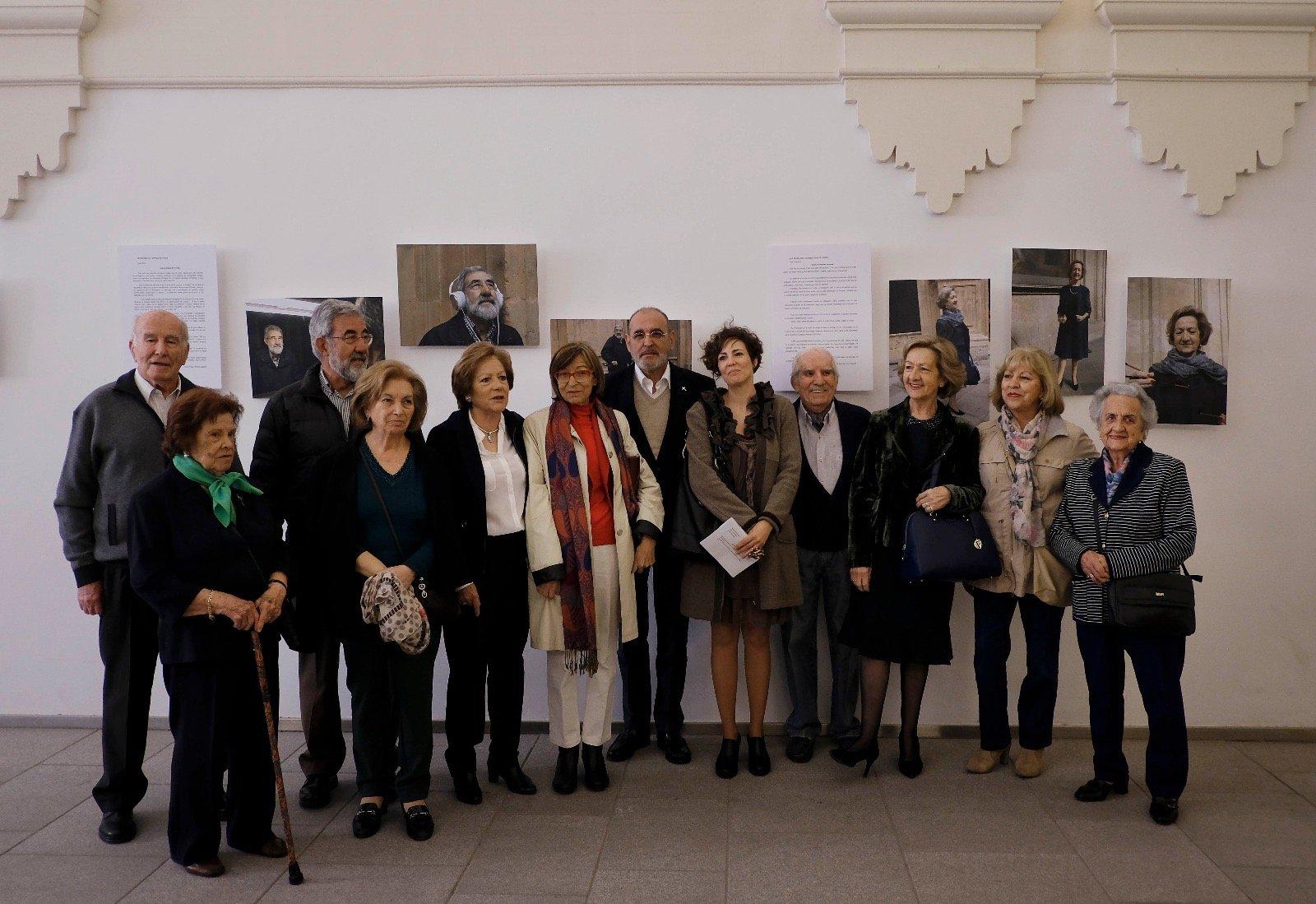 'Exposición intergeneracional: siempre jóvenes' de la UPSA