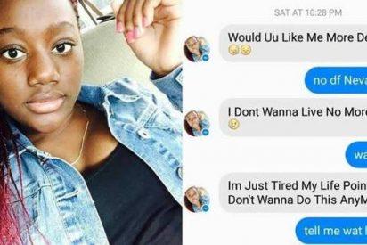 La madre que se burlaba de su hija mientras se suicidaba en Facebook Live