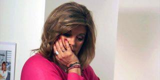 Terelu casi se hace pis encima de los nervios en la cita a ciegas que cerró 'Las Campos'