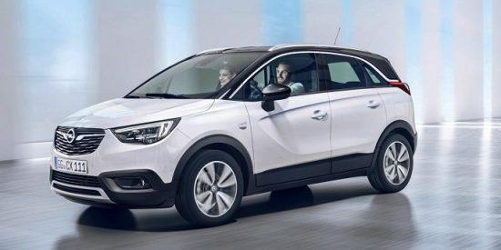 Crossland-X, el primer Opel de la etapa PSA
