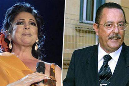 Isabel Pantoja paraliza un proceso penal para no ver a Julián Muñoz