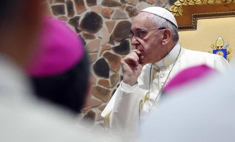 """El Papa aboga por el diálogo para """"aprender a ver que el otro no es una amenaza, sino un don de Dios"""""""