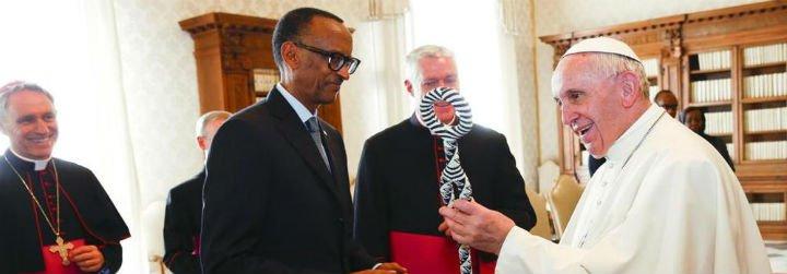 "El Papa pide el ""perdón de Dios"" por los horrores cometidos por la Iglesia en Ruanda"
