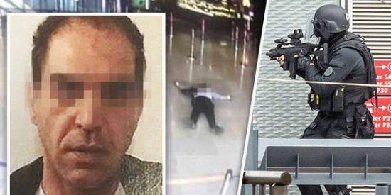 [VÍDEO] La muerte del loco yihadista atacando borracho el aeropuerto de París-Orly