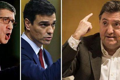 """Losantos acribilla al 'runner' Sánchez: """"¡Quiere ganar para ir con los separatistas y con los comunistas que les llamaron asesinos!"""""""