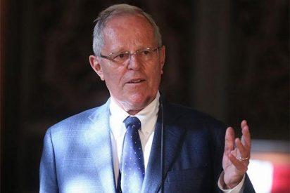 Kuczynski agradece al Papa su preocupación por Perú