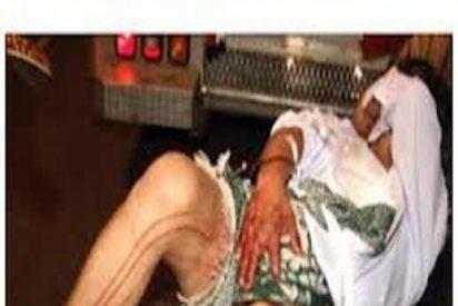 Le corta el pene de cuajo a su frígido marido porque creía que le era infiel