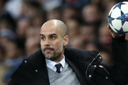 ¡Pep Guardiola desafía a la afición del City por Claudio Bravo!