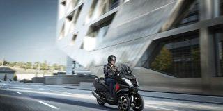 Peugeot Metropolis ABS, seguridad para todos