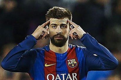 Piqué enciende el Barça con un nuevo ridículo (y pone al vestuario/directiva en su contra)